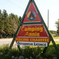 Camping Annie